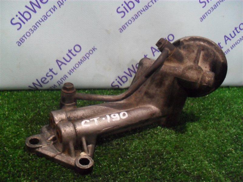 Крепление масляного фильтра Toyota Carina CT190 2C 1995