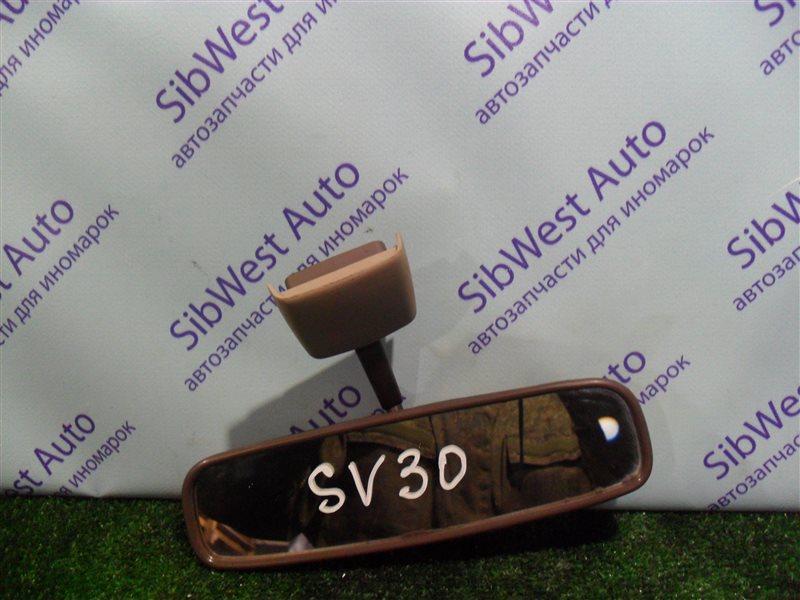 Зеркало заднего вида Toyota Vista SV30 4S-FE 1992