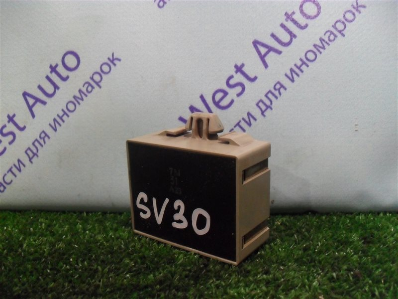 Электронный блок Toyota Vista SV30 4S-FE 1992