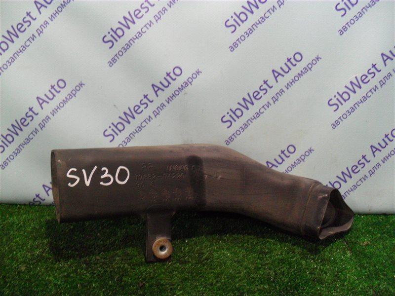 Воздухозаборник Toyota Vista SV30 4S-FE 1992