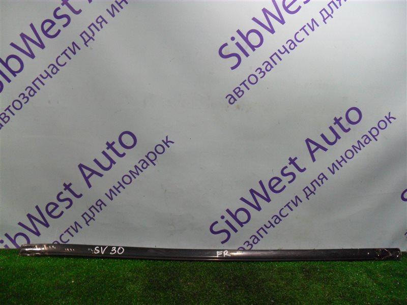 Молдинг на дверь Toyota Vista SV30 4S-FE 1992 передний правый