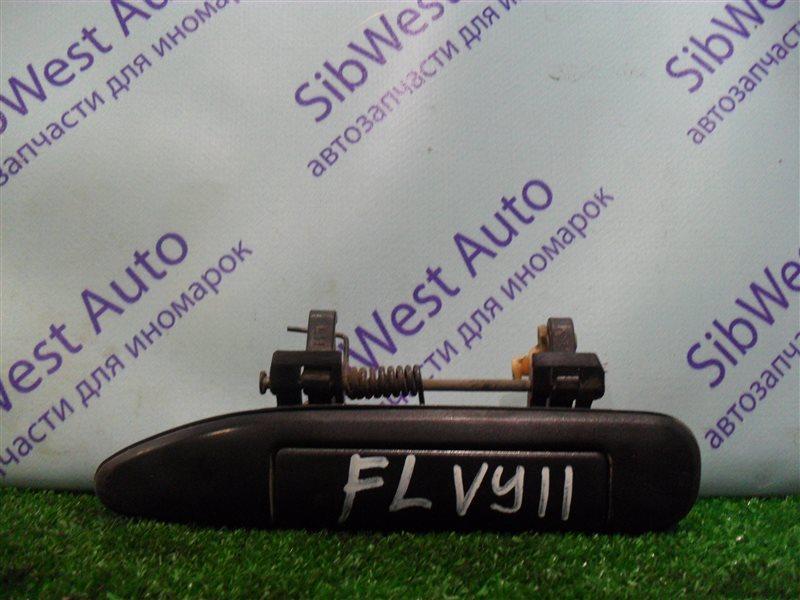 Ручка двери внешняя Nissan Ad VY11 QG13DE 2000 передняя левая