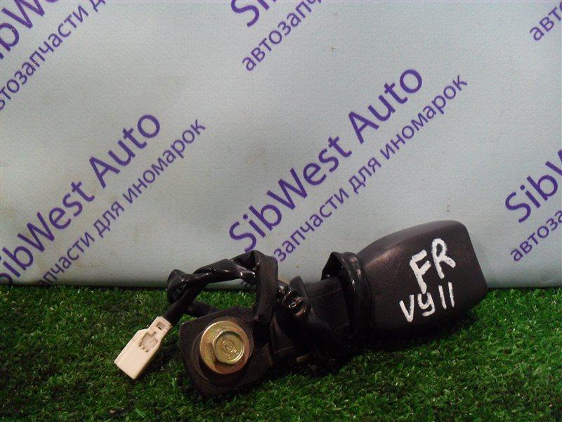 Ремень безопасности Nissan Ad VY11 QG13DE 2000 передний правый