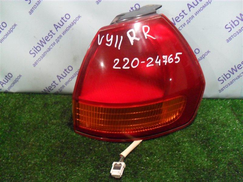 Стоп-сигнал Nissan Ad VY11 QG13DE 2000 задний правый
