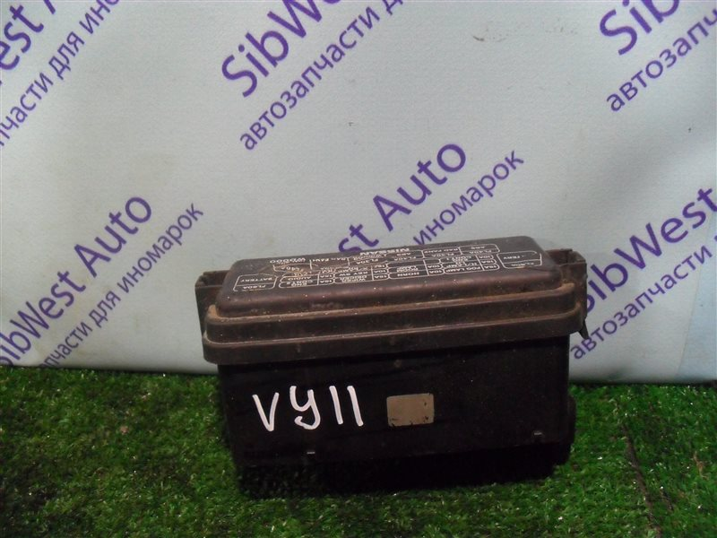 Блок предохранителей Nissan Ad VY11 QG13DE 2000
