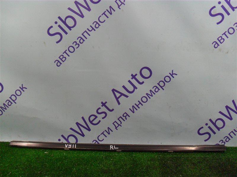 Молдинг на дверь Nissan Ad VY11 QG13DE 2000 задний левый