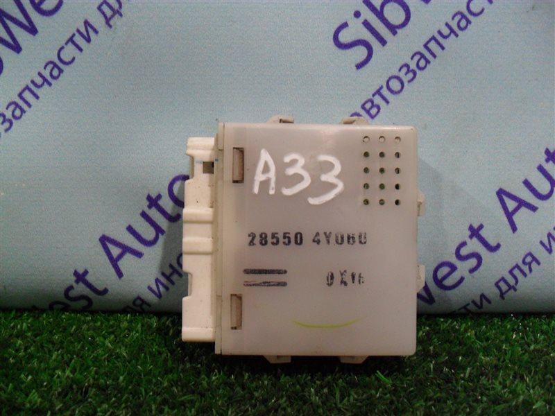 Электронный блок Nissan Ad VY11 QG13DE 2000
