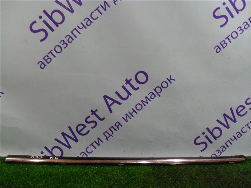 Молдинг на дверь Nissan Cefiro PA33 VQ25DD 2000 задний левый верхний