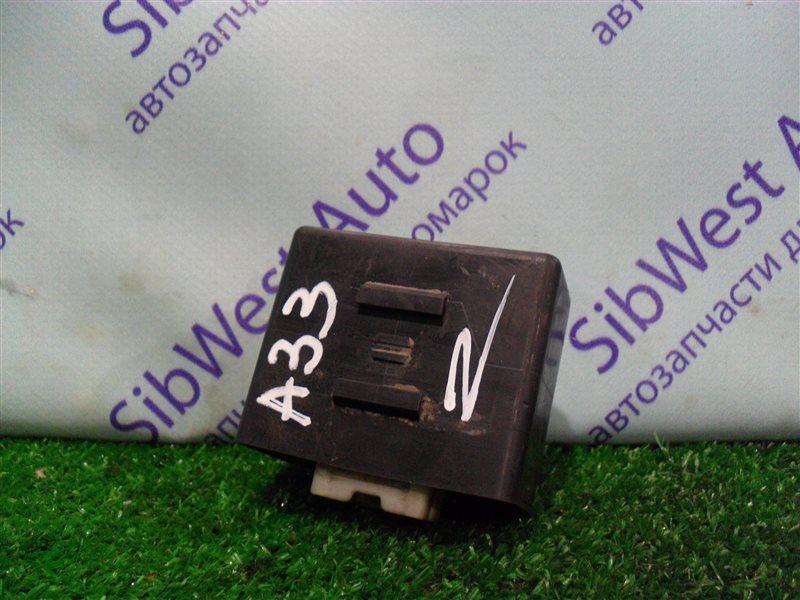 Электронный блок Nissan Cefiro PA33 VQ25DD 2000
