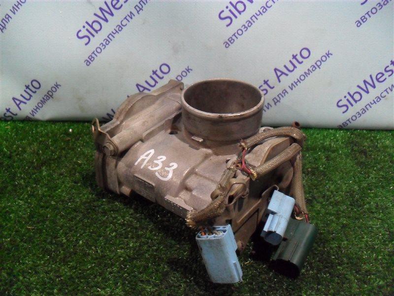 Блок дроссельной заслонки Nissan Cefiro PA33 VQ25DD 2000