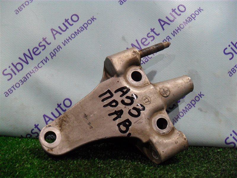 Кронштейн опоры двигателя Nissan Cefiro PA33 VQ25DD 2000 правый