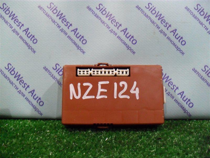 Электронный блок Toyota Corolla NZE124 1NZFE 2007