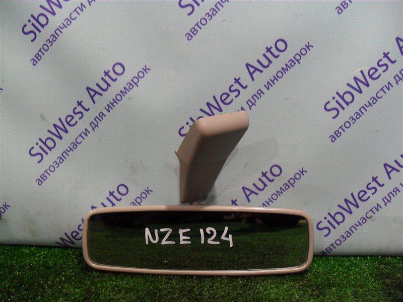Зеркало заднего вида Toyota Corolla NZE124 1NZFE 2007