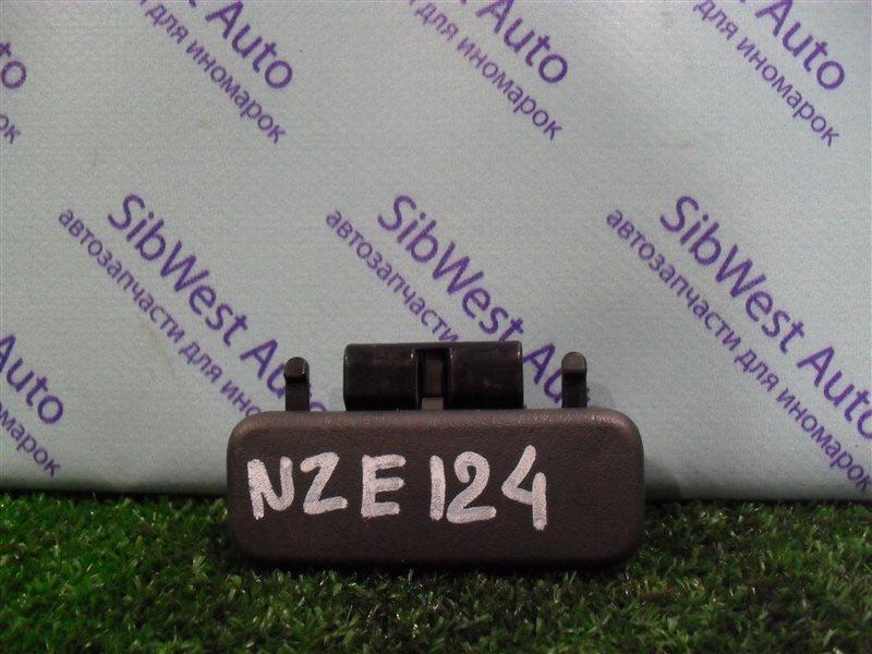 Замок бардачка Toyota Corolla NZE124 1NZFE 2007