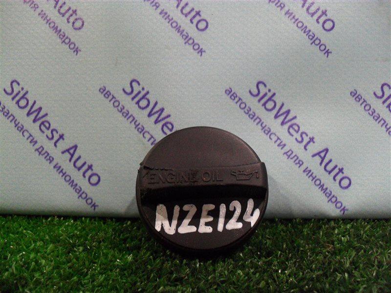 Крышка масляной горловины Toyota Corolla NZE124 1NZFE 2007