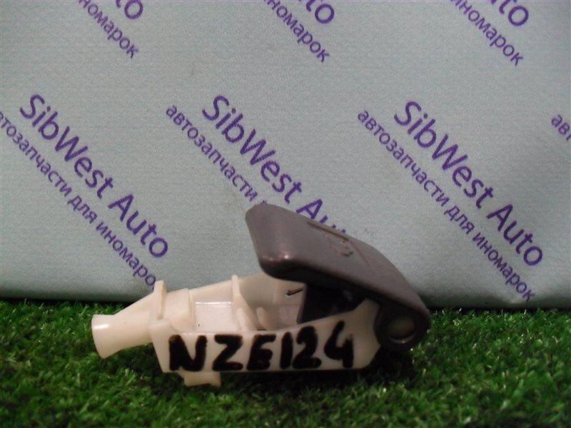 Ручка открытия капота Toyota Corolla NZE124 1NZFE 2007