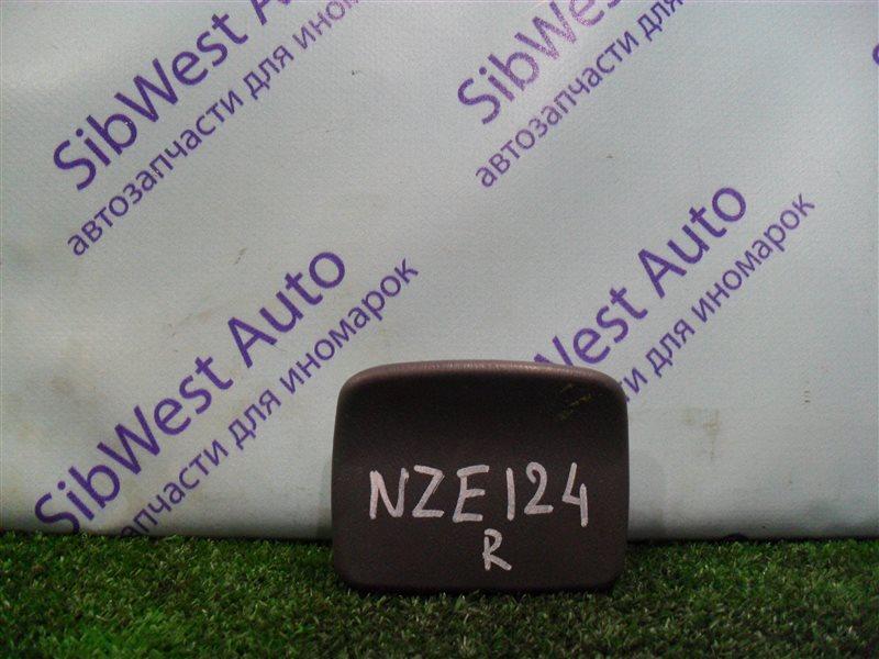 Пепельница Toyota Corolla NZE124 1NZFE 2007 задняя