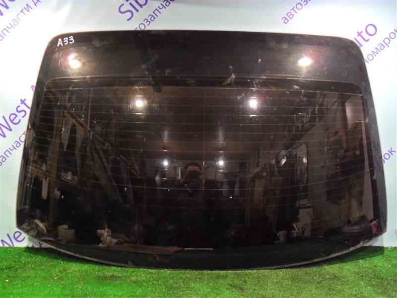 Заднее стекло Nissan Cefiro PA33 VQ25DD 2000