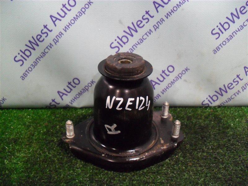 Опора стойки Toyota Corolla NZE124 1NZFE 2007 задняя