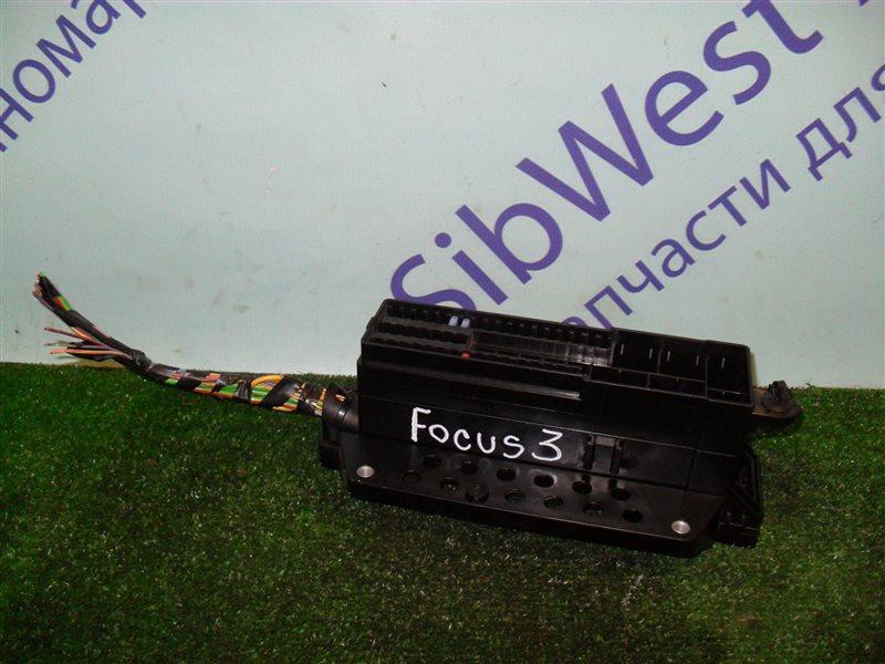 Блок предохранителей Ford Focus 3 CB8 IQDB 2013