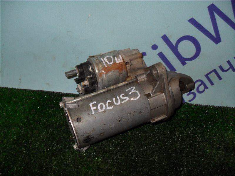 Стартер Ford Focus 3 CB8 IQDB 2013