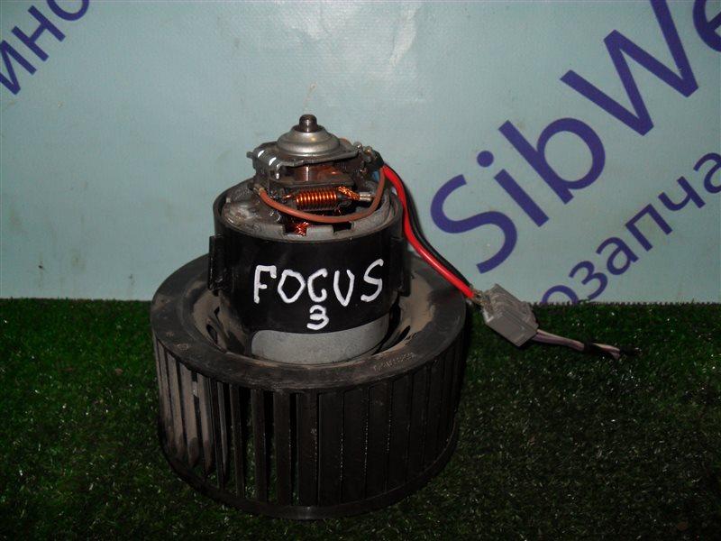 Мотор печки Ford Focus 3 CB8 IQDB 2013