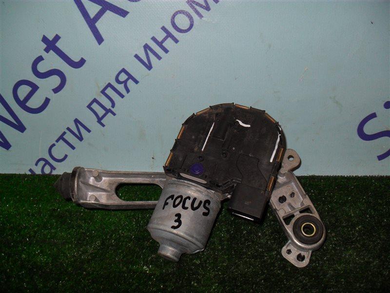 Мотор дворников Ford Focus 3 CB8 IQDB 2013 передний