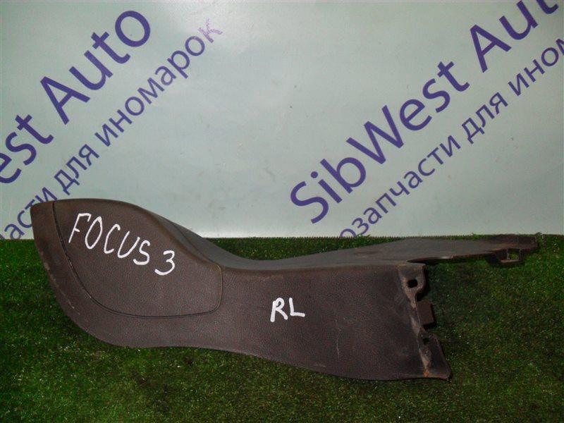 Обшивка багажника Ford Focus 3 CB8 IQDB 2013 задняя левая