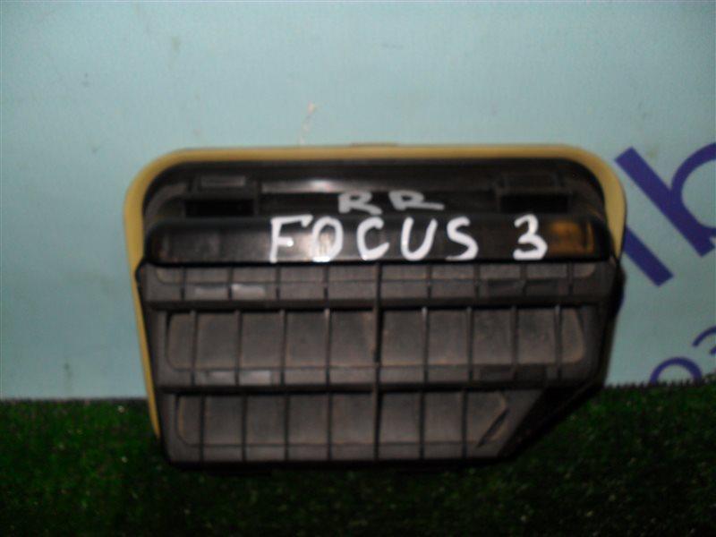 Клапан вентиляции крыла Ford Focus 3 CB8 IQDB 2013 задний правый