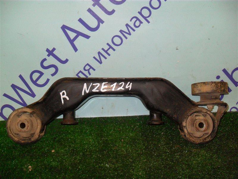 Крепление редуктора Toyota Corolla NZE124 1NZFE 2007