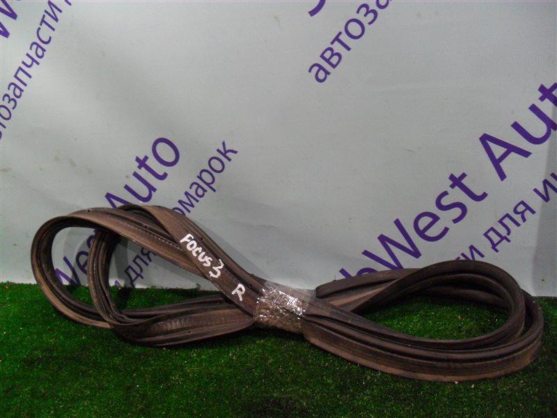 Уплотнительная резинка багажника Ford Focus 3 CB8 IQDB 2013