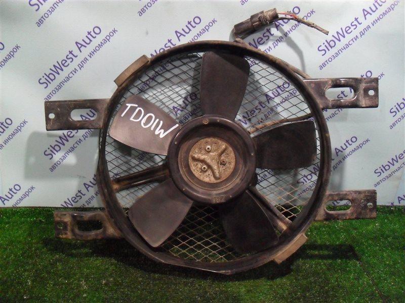 Вентилятор радиатора кондиционера Suzuki Escudo TD01W G16A 1993