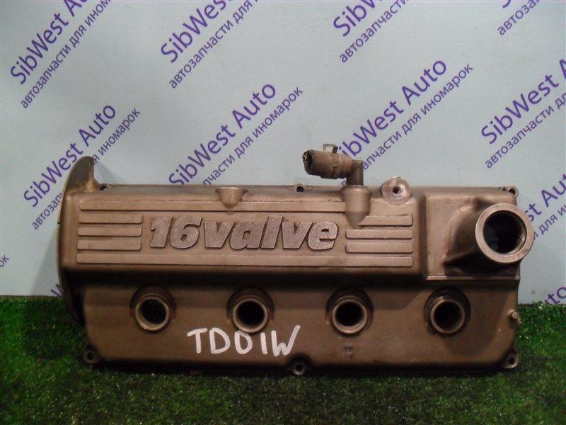 Клапанная крышка Suzuki Escudo TD01W G16A 1993