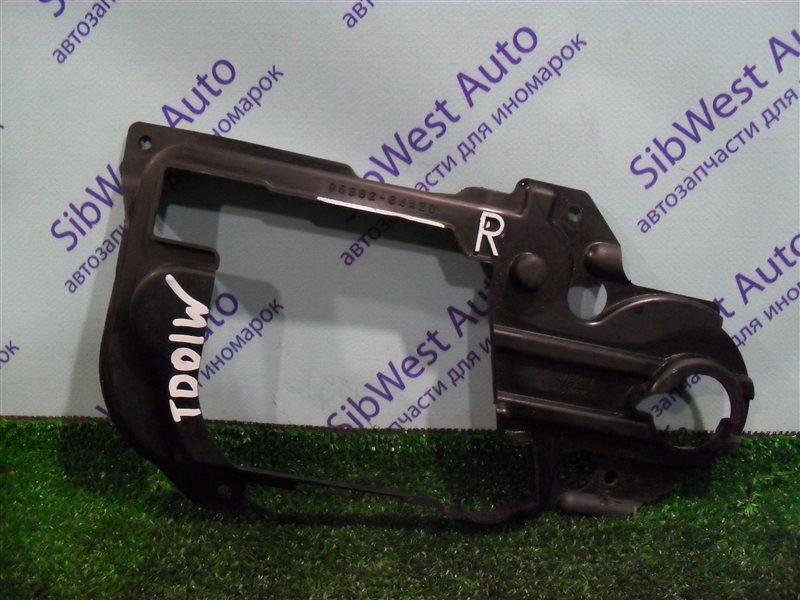 Рамка фар Suzuki Escudo TD01W G16A 1993 правая