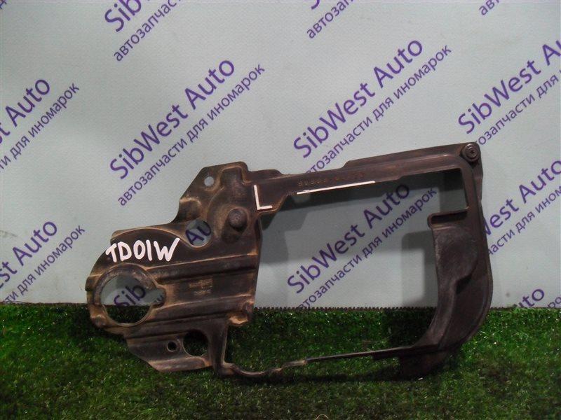 Рамка фар Suzuki Escudo TD01W G16A 1993 левая