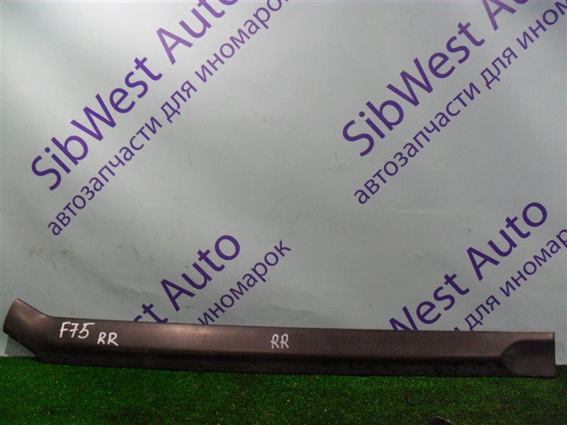 Молдинг на дверь Opel Zafira F75 Z22SE 2001 задний правый