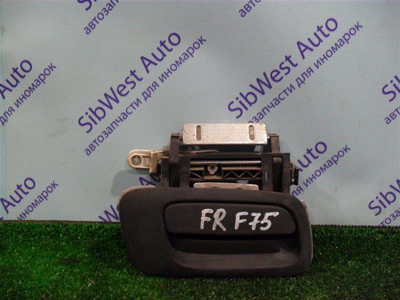 Ручка двери внешняя Opel Zafira F75 Z22SE 2001 передняя правая
