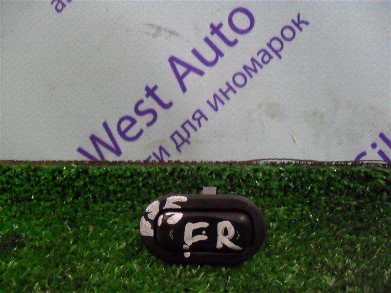 Кнопка стеклоподъемника Opel Zafira F75 Z22SE 2001 передняя правая