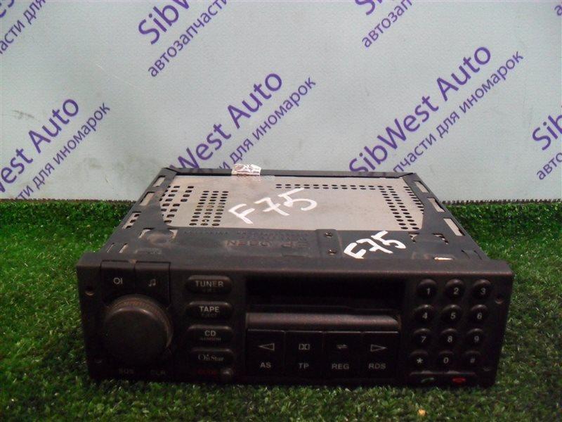 Магнитофон Opel Zafira F75 Z22SE 2001