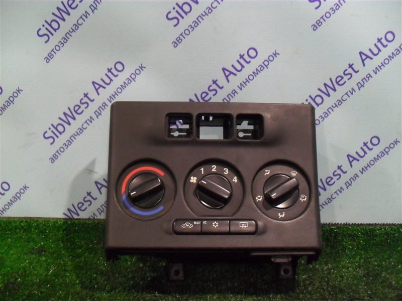 Блок управления климат-контролем Opel Zafira F75 Z22SE 2001