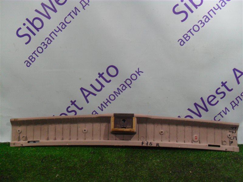 Накладка замка багажника Opel Zafira F75 Z22SE 2001