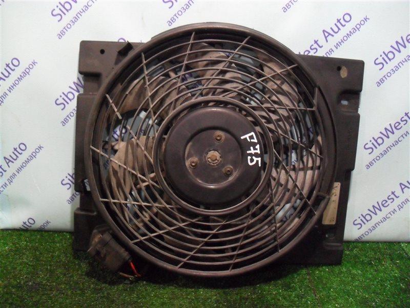 Вентилятор радиатора кондиционера Opel Zafira F75 Z22SE 2001