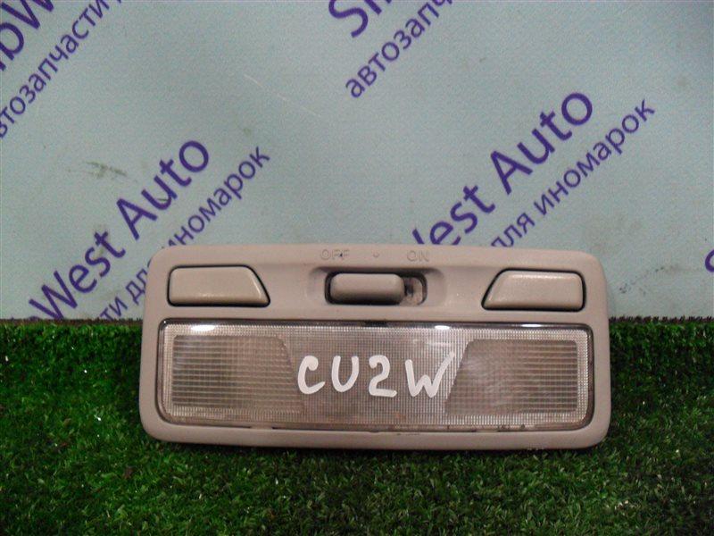 Плафон Mitsubishi Airtrek CU2W 4G63 2001 передний