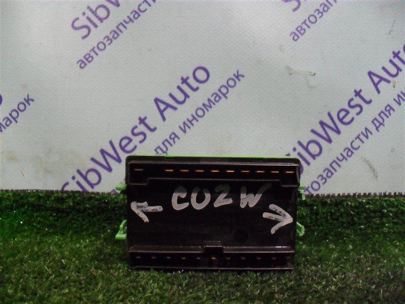 Электронный блок Mitsubishi Airtrek CU2W 4G63 2001