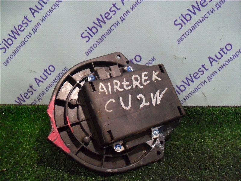 Мотор печки Mitsubishi Airtrek CU2W 4G63 2001