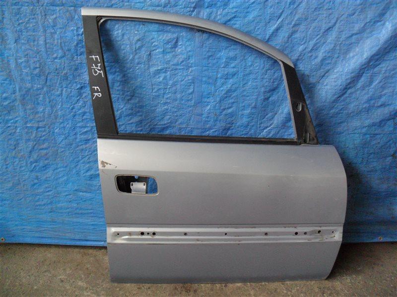 Дверь Opel Zafira F75 Z22SE 2001 передняя правая