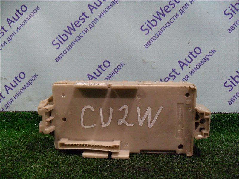 Блок предохранителей Mitsubishi Airtrek CU2W 4G63 2001