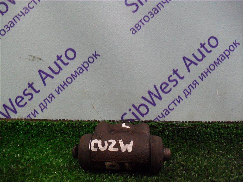 Тормозной цилиндр Mitsubishi Airtrek CU2W 4G63 2001 задний левый