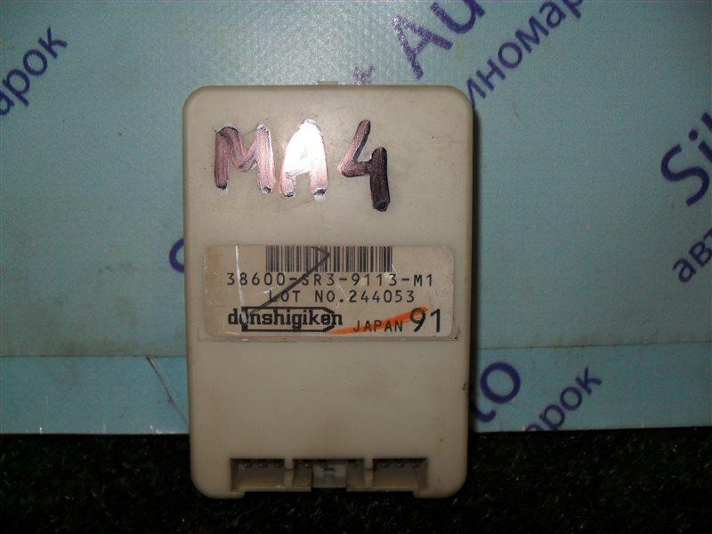 Электронный блок Honda Domani MA4 ZC 1993