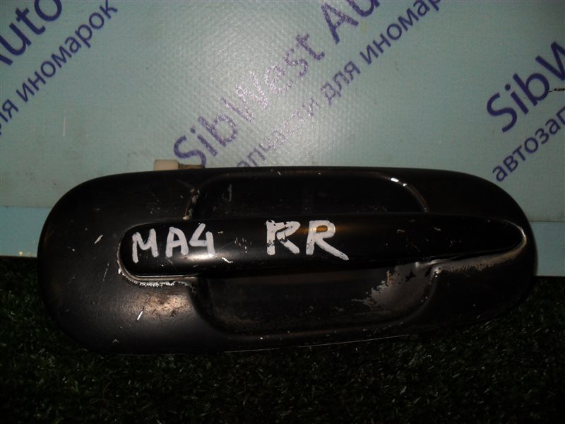Ручка двери внешняя Honda Domani MA4 ZC 1993 задняя правая